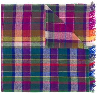 Altea plaid scarf