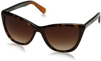 Michael Kors Sunglasses Divya 2040 3217/13 Brown Gradient