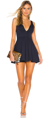 superdown Vika Deep V Dress