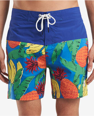 "Tommy Hilfiger Men's Banana Tropic 6.5"" Board Short"