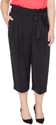 Rachel Roy Collection Vic Paperbag Crop Pants