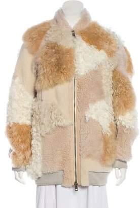 Chloé 2017 Shearling Jacket