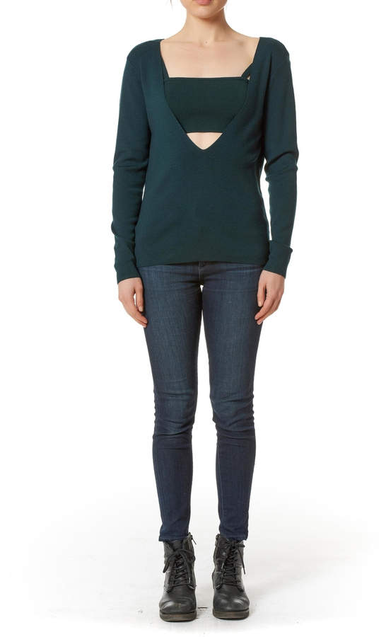 Bailey 44 Covenant Cutout Sweater