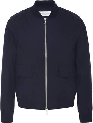 Officine Generale Flynn Waterproof Wool-Blend Jacket