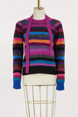 Marc Jacobs Striped sweater