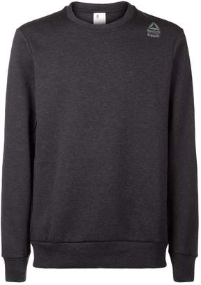 Reebok Double Knit Crew Neck Top