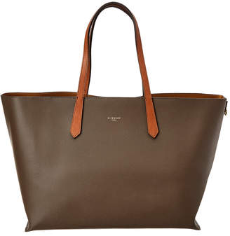 Givenchy Gv Medium Leather Shopper Tote