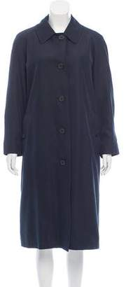 Burberry Tailored Long Coat