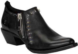 Frye Sacha Rebel Leather Bootie