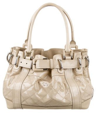 Burberry Burberry Quilted Beaton Bag