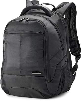 Samsonite Classic Perfect Fit Laptop Backpack $99.99 thestylecure.com