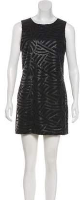 Naven Sleeveless Mini Dress