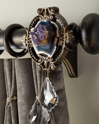 Parker 6009 Joule Medallion Curtain Bracket