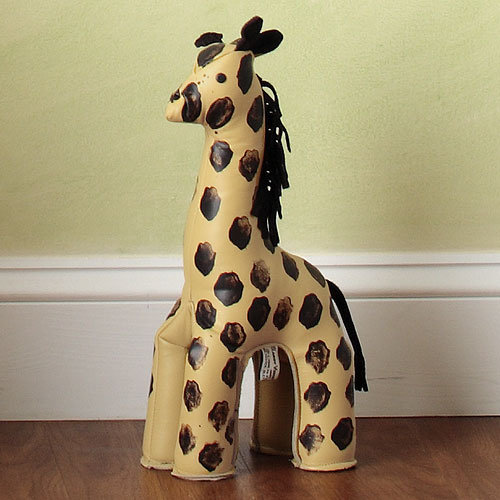 Gallant Giraffe Bookend
