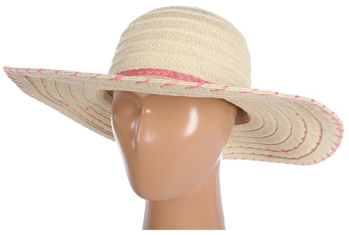 O'Neill Shell Straw Hat (Natural) - Hats