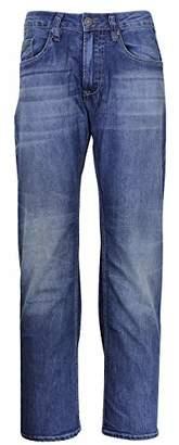 Buffalo David Bitton Men's King Slim Boot Cut Jean in Gardner