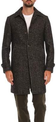 Eleventy Coat Coat Men