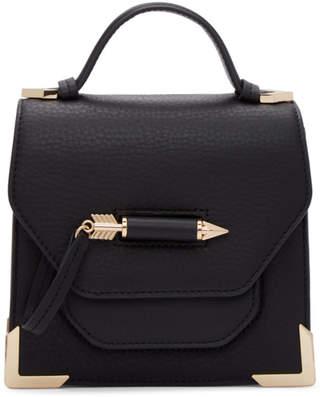 Mackage Black Mini Rubie Crossbody Bag