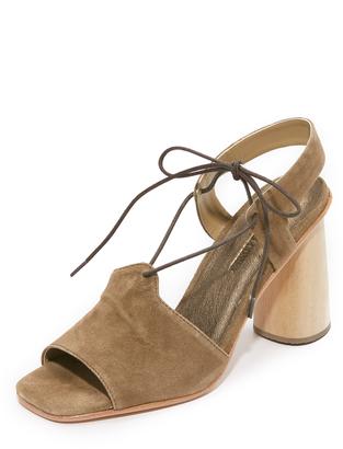 Rachel Comey Melrose Sandals $345 thestylecure.com
