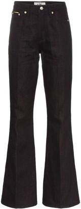 Eytys oregon high-waisted jeans