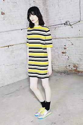 CONTEMPORARY Striped Cocoon Dress