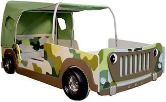 OliandOla Kids Jeep Car Bed