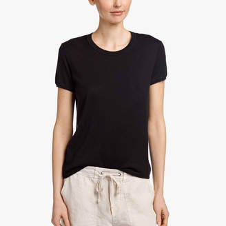 James Perse ORGANIC COTTON CASHMERE TEE