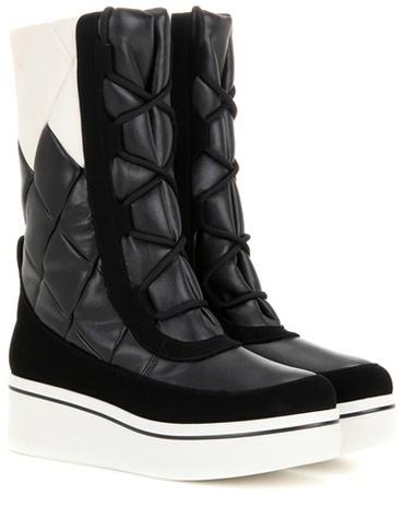 Stella McCartney Binx faux leather boots