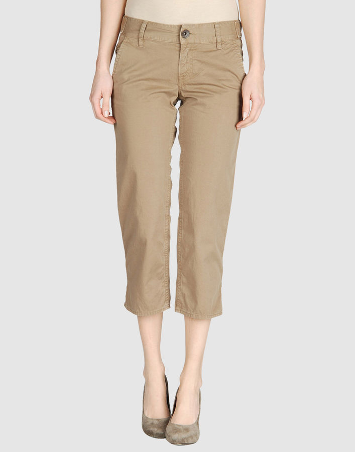 Rare 3/4-length shorts