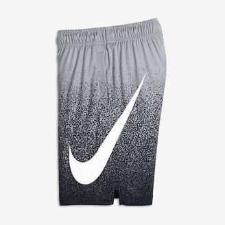 Nike Dry Big Kids' (Boys') Training Shorts $35 thestylecure.com