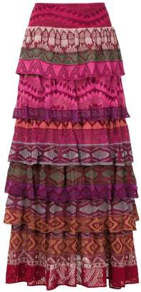 Cecilia Prado Hilma long skirt