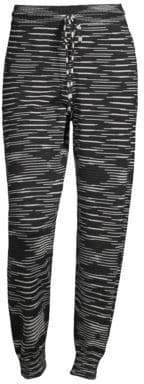 M Missoni Space Dye Wool Joggers