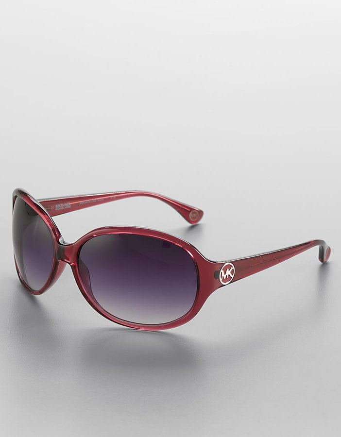 Michael Michael kors Oval Sunglasses