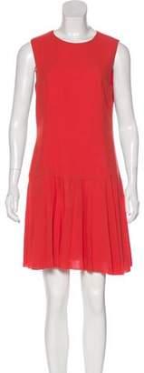 RED Valentino Virgin Wool Mini Dress