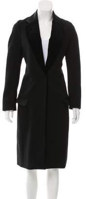Jason Wu Notch-Lapel Long Coat