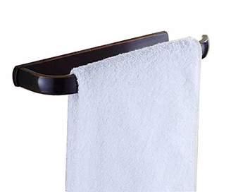ELLO&ALLO Oil Rubbed Bronze Towel Bars for Bathroom Accessories Wall Mounted Towel Holder