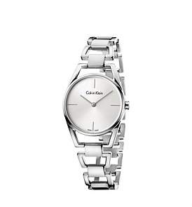 Calvin Klein Dainty Lady Polished And Brushed Stainless Steel Bracelet