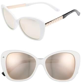 Privé Revaux The Jackie O 56mm Cat Eye Sunglasses