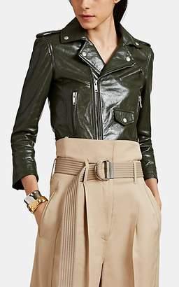 Givenchy Women's Moto Jacket - Green
