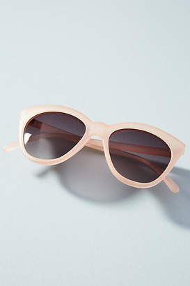Anthropologie Mindy Cat-Eye Sunglasses