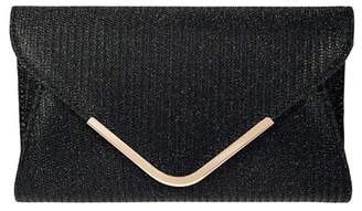 Coast Black 'Cassie' Sparkle Clutch Bag