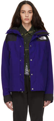 The North Face Black and Blue Gore-Tex 1990 Mountain Jacket