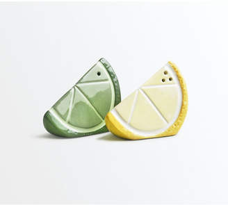 Martha Stewart Collection Lemon and Lime Salt & Pepper Shakers, Created for Macy's