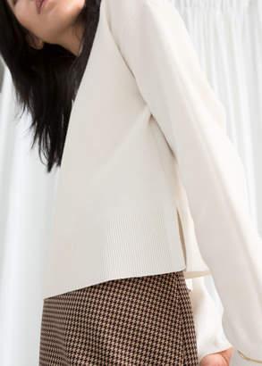 Blend of America Wool Mock Neck Sweater