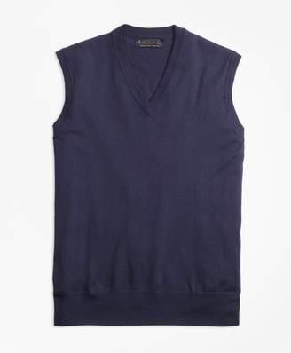 Brooks Brothers BrooksTech Merino Wool Vest