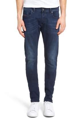 Diesel R) Sleenker Skinny Fit Jeans