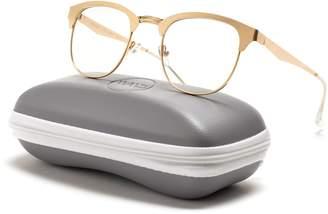 bde509db39 at Amazon Canada · clear WearMe Pro - Metal Frame Modern Lens  Non-Prescription Glasses