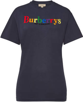 Burberry Clumber Cotton T-Shirt