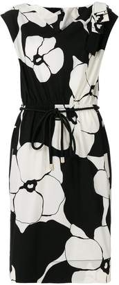 Marc Jacobs daisy print belted dress