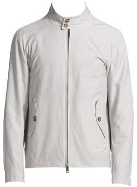 Baracuta Men's G4 Original Water-Resistant Jacket - Beech - Size 44